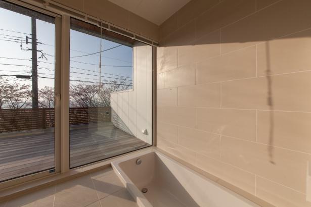 2階に浴室
