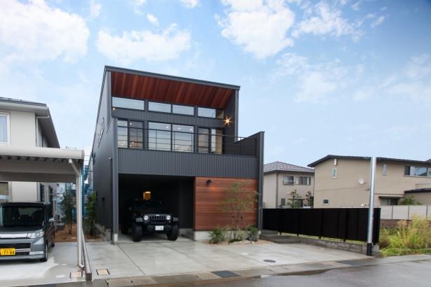 外観 デザイン住宅