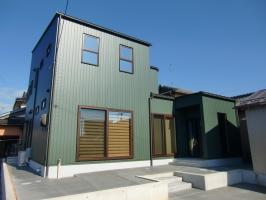 暮らしを笑顔に、高性能な二世帯住宅