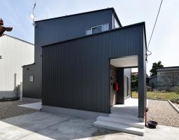内装がこだわりの高性能R+ハウス