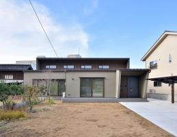建築家がこだわった平屋の高性能R+ハウス