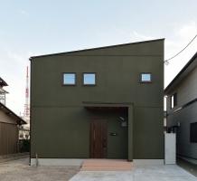 効率の良い間取りの高性能住宅