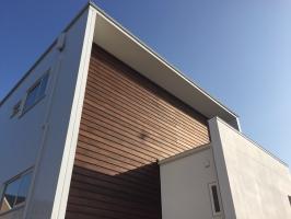 シンプルなデザインにこだわった高性能住宅