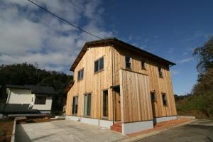 天井が高く、開放感抜群の2世帯住宅 | 石川県 新築 施工事例