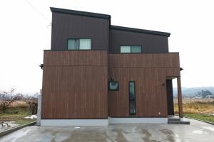 白山を眺めながら過ごす家 | 新築一戸建て 施工事例