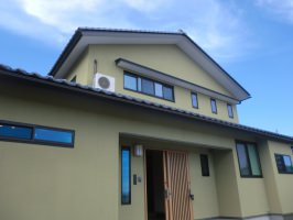 和モダンスタイル2世帯住宅 | マイホーム 建築 施工事例