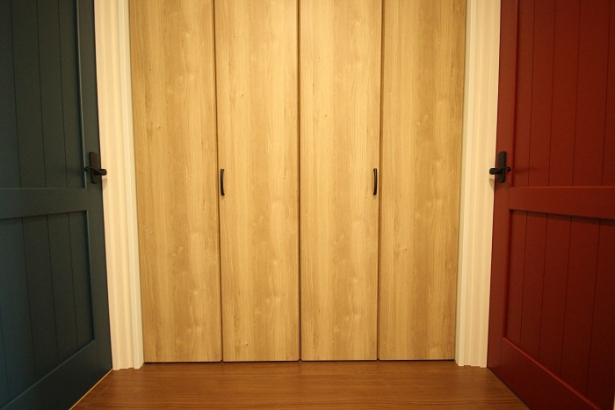 子供室のドア