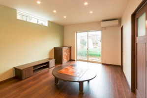造作家具をふんだんに使用した個性がある家 | 石川県小松市 新築施工例