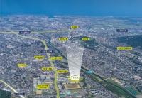 【LINK STAGE】 金沢市平和町分譲地(全20区画)
