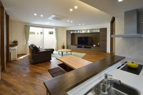 石川県白山市|デザイン注文住宅 リフォーム | 清建