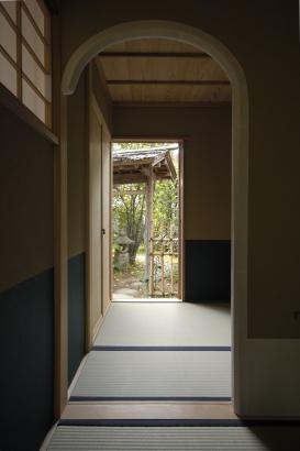 茶室 北岡工務店