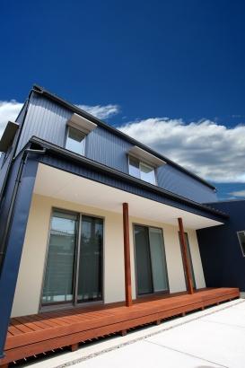 石川県 ゼロエネルギー住宅 テラス