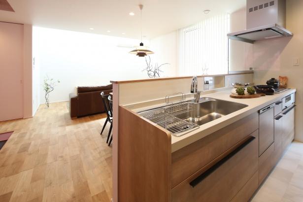 長期優良住宅 キッチン