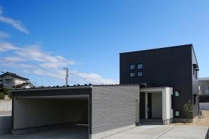 石川県 かほく市 KN 様邸 | 認定低炭素 パッシブ ZEHプラス住宅 BELS評価 5つ星 HEAT20 G2グレード