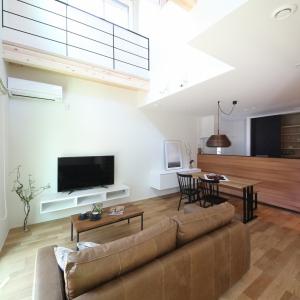 【夏涼しく冬暖かい、未来の住宅性能基準の家】HEAT20基準の家をぜひご体感ください。 性能とデザインを両立させたモデルハウス・津幡町『Asuの家』:予約制