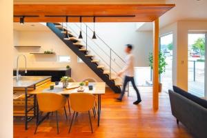 【RICH】 洗練されたデザインと優れた住宅性能が 生むラグジュアリーな住まい。