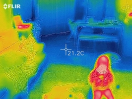 築2年の家が寒い