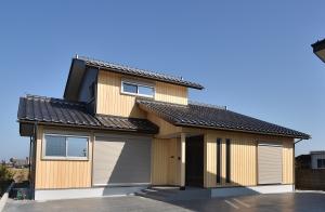 家族の健康を考えた和風高性能住宅