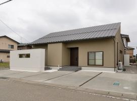 和モダン平屋の高性能住宅