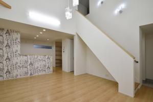 完全2世帯の高性能ZEH住宅