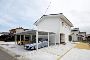 大人可愛いデザインの高性能住宅