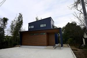 シンプル&ナチュラルな高性能住宅