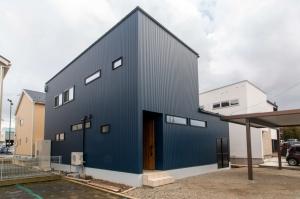 暮らしを楽しむお洒落な空間の高性能住宅