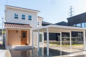 実用性と機能性が整ったお洒落な高性能住宅