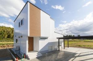デザインと性能を大切にした高性能住宅