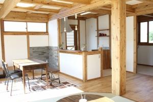 シンプルな木の家/サイエンスホーム金沢西