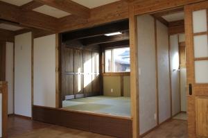 ぬくもり感じるレトロな木の家/サイエンスホーム金沢西