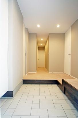 空間に豊かさをもたらす玄関