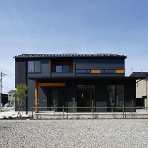「家も、家族。」 野々市市中林 カレッジタウン富陽に「MONOLITH」が完成しました。