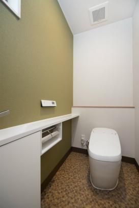 店舗トイレ