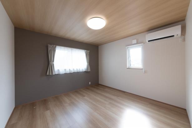2かい寝室
