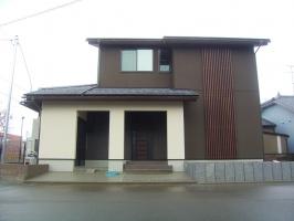 落ち着きある 新・和風モダンの家 / サワダ