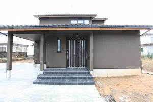 中庭からの心地よい風と暮らす永住の邸 | 小松市 新築 一戸建て