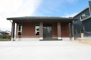 THE平屋 バリ風の家 | 小松市 新築一戸建て 注文住宅
