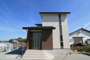 新築一戸建て 施工事例 | 光の降りそそぐ家