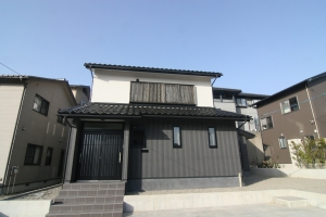 坪庭のある家 | 小松市 新築一戸建て 和風住宅
