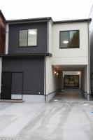 町中の狭小地に出現したモダン住宅 | 注文住宅 新築施工事例