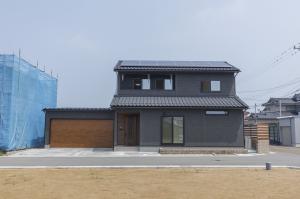 空間 × 収納 × ガレージのある家