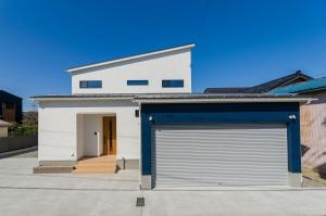 住環境を考えたガレージハウス