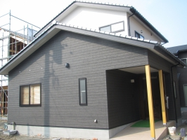 小松市 注文住宅 施工例 | 若夫婦が建てた和モダン住宅