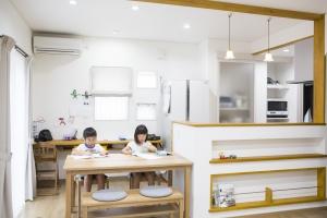石川県 | 新築一戸建て マイホーム 施工例 | かわいいが詰まったお家