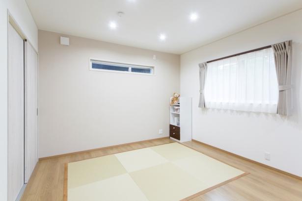 石川県 注文住宅 マイホーム施工事例 リビングダイニング