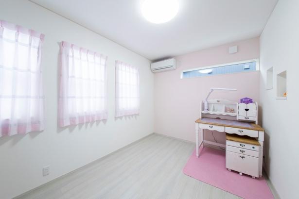 石川県 注文住宅 マイホーム施工事例 子供部屋
