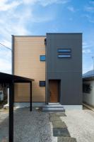石川県小松市 新築一戸建て コンパクトだけど広々感じる天井高の家