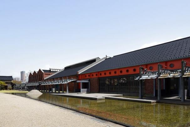 金沢市民芸術村も徒歩圏内。