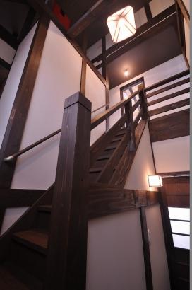 幾つもの階層構造空間
